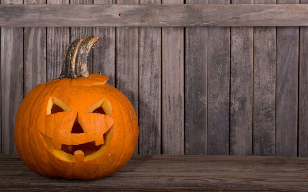 Blog - Energy Winchester gets into the Halloween spirit